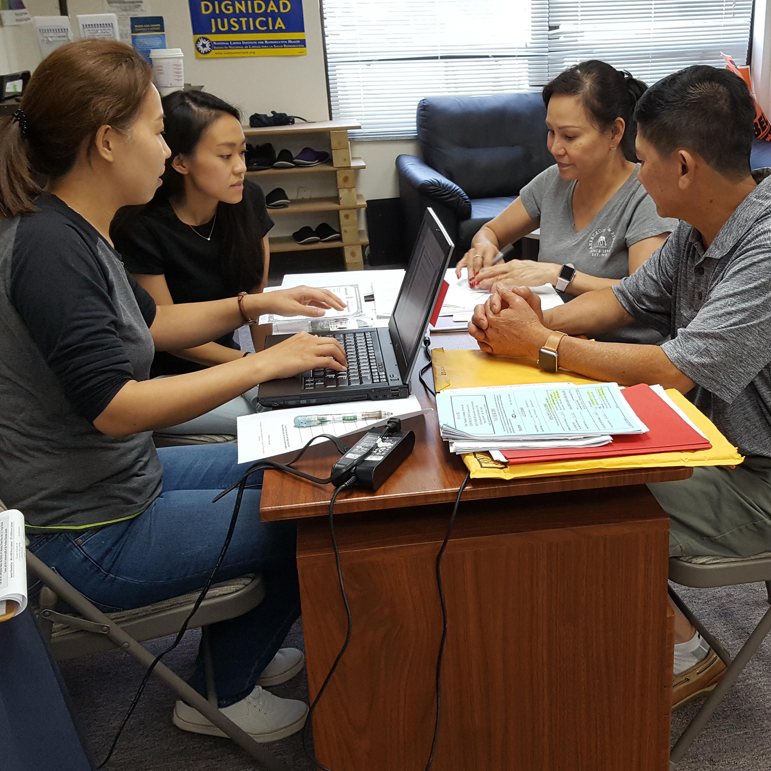 naturalization clinic