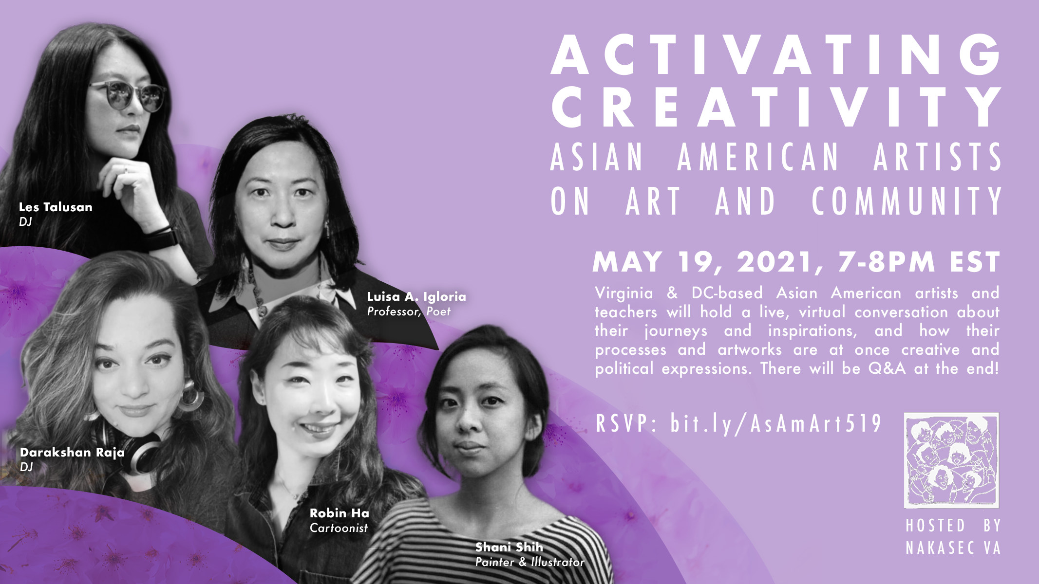 Activating Creativity: Asian American Artists on Art and Community
