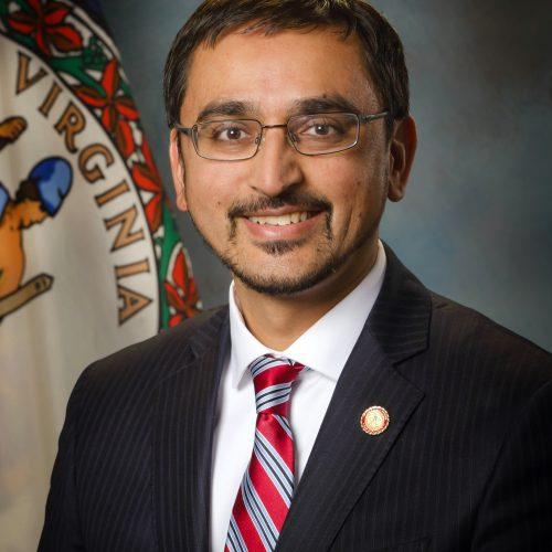 Atif Qarni, Virginia Secretary of Education
